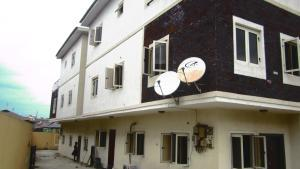 4 bedroom Terraced Duplex House for rent Gbagada  Ifako-gbagada Gbagada Lagos