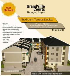 4 bedroom House for sale Ilupeju Estate Ilupeju industrial estate Ilupeju Lagos