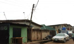 Land for sale Sunmonu Street,  Mafoluku Oshodi Lagos