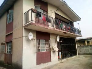 Flat / Apartment for sale Ogunmola st off emberi st okoko  Okokomaiko Ojo Lagos