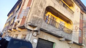4 bedroom Blocks of Flats House for sale Itire Surulere Itire Surulere Lagos