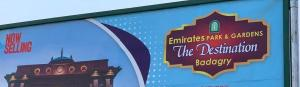 Land for sale Emirates Park & Gardens; Badagry Lagos