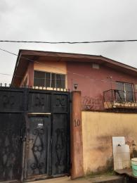 Flat / Apartment for sale Off Pedro road  Palmgroove Shomolu Lagos