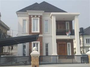 5 bedroom Terraced Duplex House for rent Lekki County Homes, Right Off The Express After The Second Toll Gate, And Just Before You Get To Mega Chicken (near Vgc), Lekki Phase 2, Lekki, Lagos Ikota Lekki Lagos