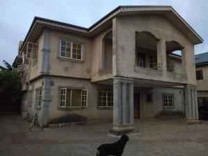 5 bedroom Detached Duplex House for sale makogi Magboro Obafemi Owode Ogun