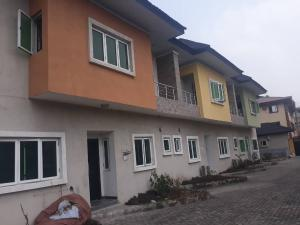 5 bedroom Terraced Duplex House for rent Estate Behind Domino's  Agungi Lekki Lagos - 0