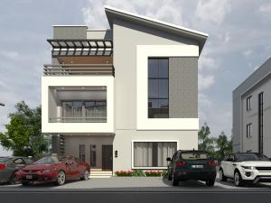 5 bedroom Detached Duplex House for sale Kafe District Life Camp Abuja