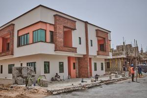 Semi Detached Duplex House for sale By Nike Art Gallery, Ikate , Lekki phase 1 Ikate Lekki Lagos