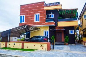 5 bedroom Detached Duplex House for sale orchid road by 2nd toll gate. chevron Lekki Lagos