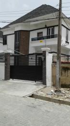 5 bedroom House for sale behind Shoprite Circlemall before Chevron Headoffice Osapa london Lekki Lagos - 0