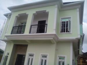 5 bedroom House for sale omole phase 1 via Alausa Ikeja Lagos