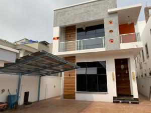 5 bedroom Detached Duplex House for sale Gated community  Osapa london Lekki Lagos