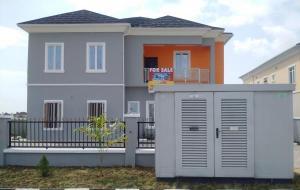 5 bedroom House for sale Royal garden est Ajiwe Ajah Lagos