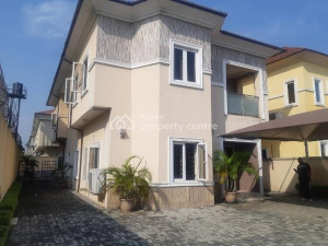5 bedroom Detached Duplex House for rent - Nicon Town Lekki Lagos