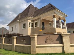 Detached Duplex House for sale @ Oba Close,  Life Camp Abuja