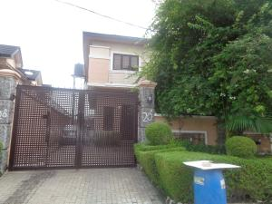 5 bedroom Detached Duplex House for sale Omorine Johnson Lekki Phase 1 Lekki Lagos - 0