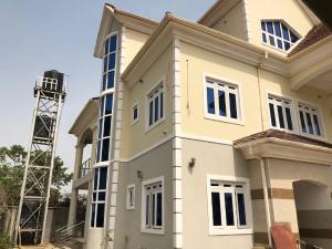 5 bedroom Detached Duplex House for sale main street Gaduwa Lugbe Abuja