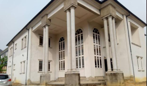 5 bedroom Detached Duplex House for sale Tinapa Road, beside Bishop Oyedepo's University Calabar Cross River