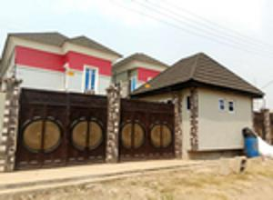 5 bedroom Detached Duplex House for sale private estate near isecom opic Isheri North Ojodu Lagos