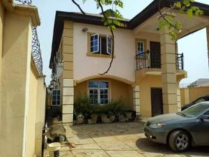 5 bedroom Detached Duplex House for sale  Isolo road Isheri Osun, Lagos. Just 5 block to the express road. Isolo Lagos
