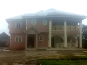 5 bedroom Terraced Duplex House for rent Sapele Road benin city  Oredo Edo