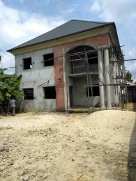5 bedroom House for sale behind nta Magbuoba Port Harcourt Rivers
