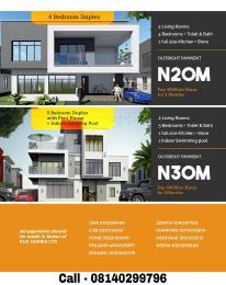 5 bedroom Detached Duplex House for sale NEW LAGOS IBEJU-LEKKI Ibeju-Lekki Lagos