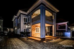 5 bedroom Detached Duplex House for sale Mab global estate Lokogoma Abuja