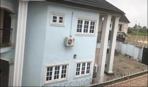 5 bedroom Detached Duplex House for sale Odibe avenue, enerhen. Warri Warri Delta