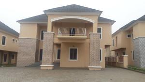 5 bedroom Detached Duplex House for sale Mbora district behind Citec estate jabi/airport road Abuja  Jabi Abuja
