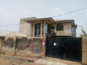 5 bedroom Terraced Duplex House for sale Behind Bollad Event Centre, Elewure Akala Express Ibadan Oyo