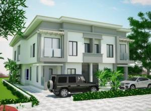 5 bedroom Semi Detached Duplex House for sale Lakowe golf Ibeju-Lekki Lagos