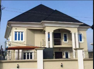 5 bedroom Detached Duplex House for sale Oju-ore /Ilogbo road Sango Ota Ado Odo/Ota Ogun