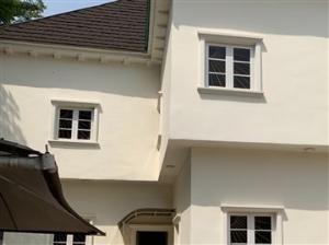 5 bedroom Detached Duplex House for sale Off Aminu Kanu, Wuse II, Abuja phase 1 Maitama Abuja