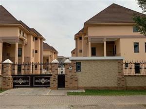 Detached Duplex House for sale Jabi Abuja