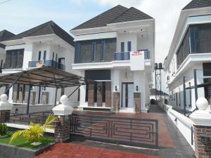 5 bedroom Detached Duplex House for sale Lekky County Homes (MEGAMOUND) Ikota Lekki Lagos - 12