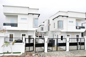 5 bedroom Detached Duplex House for sale Osapa Osapa london Lekki Lagos - 10