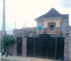 5 bedroom House for sale estate near Omole phase 1 Ojodu Lagos