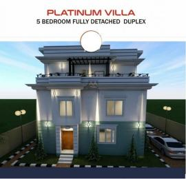 5 bedroom Detached Duplex House for sale PP ESTATE, JABI AIRPORT ROAD, ABUJA. Jabi Abuja