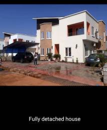 Detached Duplex House for sale Lifecamp II Gwarinpa Abuja