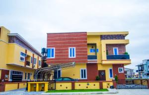 5 bedroom Detached Duplex House for sale 5 Bedroom Fully Detached With BQ at Vista Estate by Chevron Toll Gate by Orchid hotel Road, Lekki Lagos. Lekki Lagos