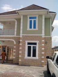 5 bedroom Massionette House for sale Omole phase 1 Ojodu Lagos