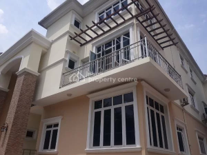 5 bedroom House for rent Off Ademola Adetokunbo Crescent Wuse 2 Abuja