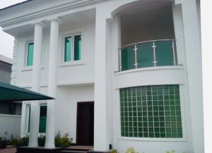 5 bedroom Detached Duplex House for rent Ecowas secretariat, Maitama Abuja  Maitama Abuja