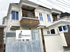 4 bedroom Semi Detached Duplex House for sale Lekki County Lekki Phase 2 Lekki Lagos