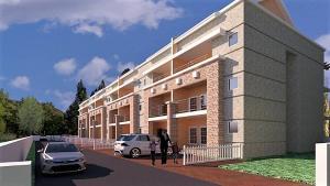 5 bedroom Terraced Duplex House for sale Adjacent Sefcon Hotels, Gwarimpa Estate Gwarinpa Abuja