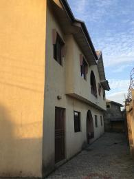 Semi Detached Duplex House for sale Semi duplex for sale at Egbeda lagos council Egbe/Idimu Lagos