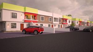 House for sale Mini Estate Orchid Road Lagos