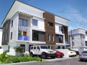 5 bedroom Semi Detached Duplex House for sale - Omole phase 2 Ojodu Lagos