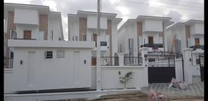 5 bedroom Semi Detached Duplex House for sale Osapa london Lekki Lagos